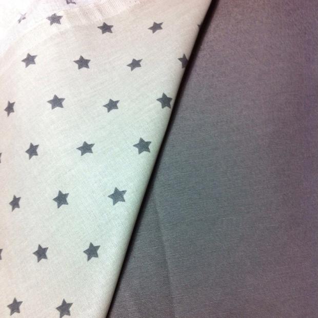 Tela estrellas_beige_algodón