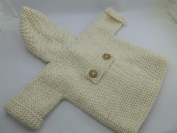trenca lana hueso amano detras