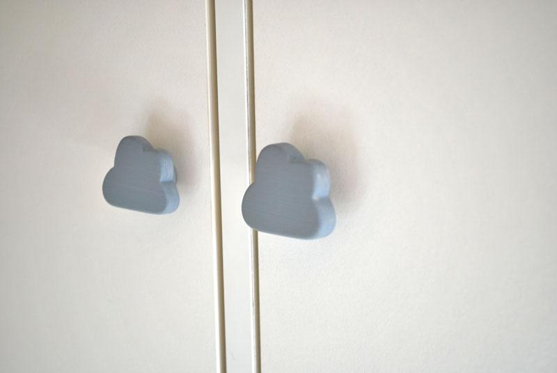 Mueble de IKEA personalizado para cuarto de bebé – A CoSer y Punto
