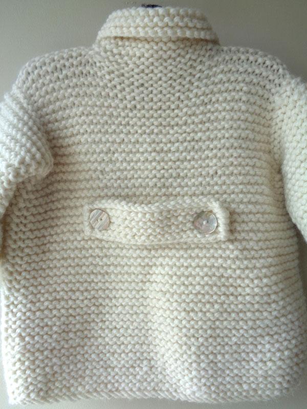 abrigo lana hueso atras travilla amano handmade