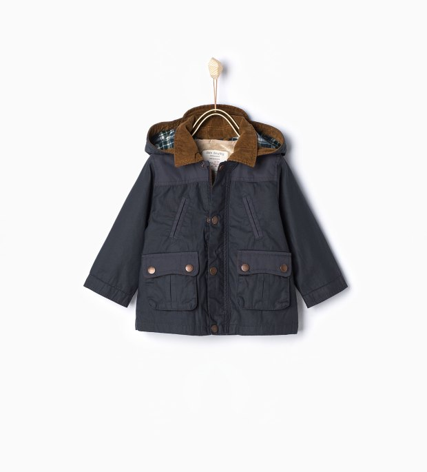 barbour zara