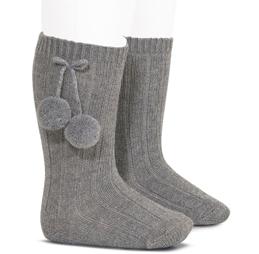calcetines borlas condor