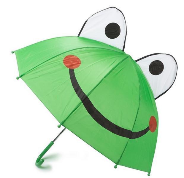 paraguas rana pisamonas