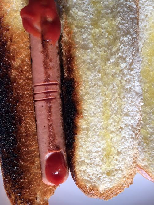 dedo hotdog