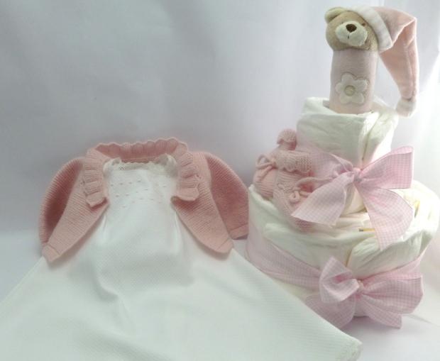 dia internacional de la mujer-ropa bebe rosa